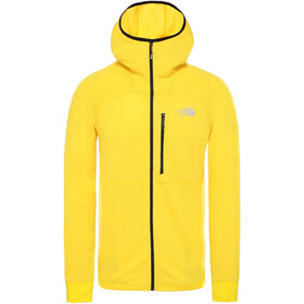 The North Face L2 Proprius Fleece Hoodie Jacket Herre canary yellow